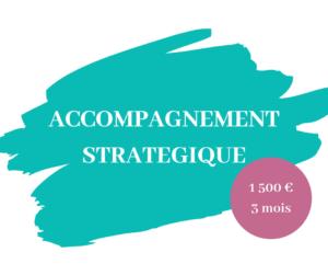 Accompagnement stratégique 3 mois