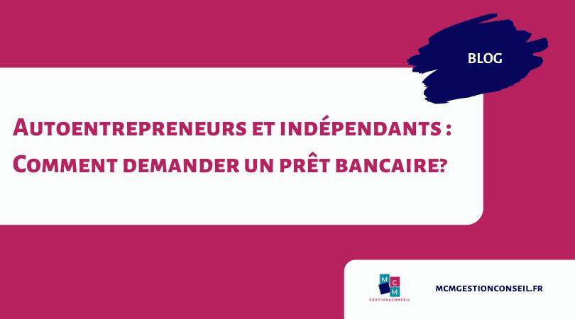 Micro-entrepreneur et prêts bancaires